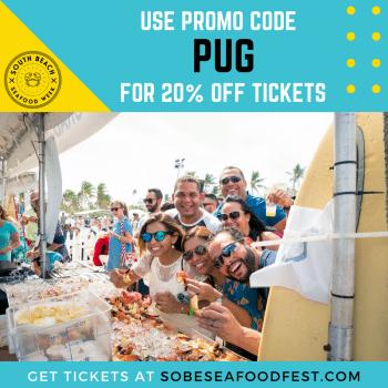 Sobe Seafood Festival 2018 Promo Code