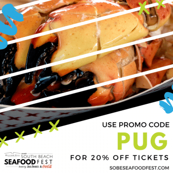 Sobe Seafood Fest 2018 Promo Code