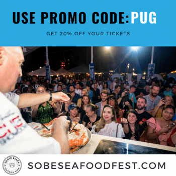 SoBe Seafood Fest 2018 Coupon Code