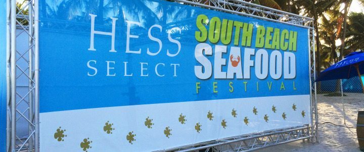 Miami Food Pug Dives Into The Hess Select South Beach Seafood Festival