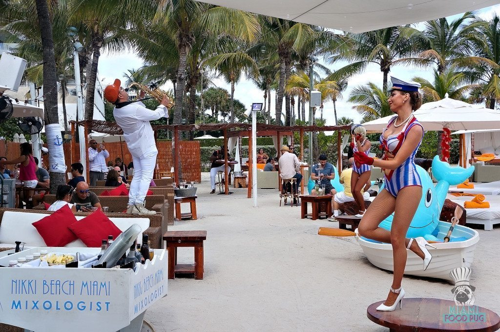 Nikki Beach Entertainment